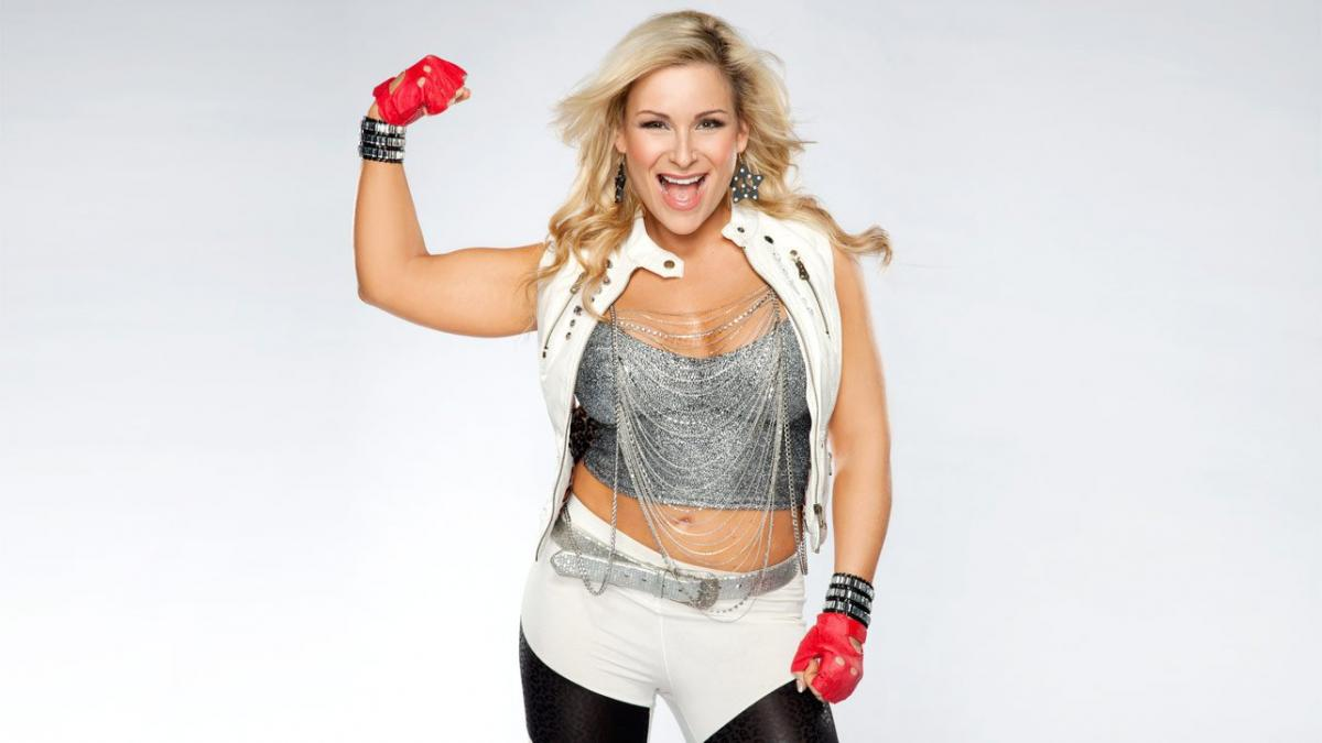 Natalya Neidhart Super Cool