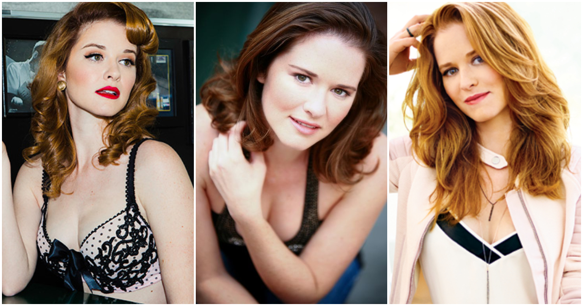 38 Hot Pictures Of Sarah Drew From Greys Anatomy Will Make Melt