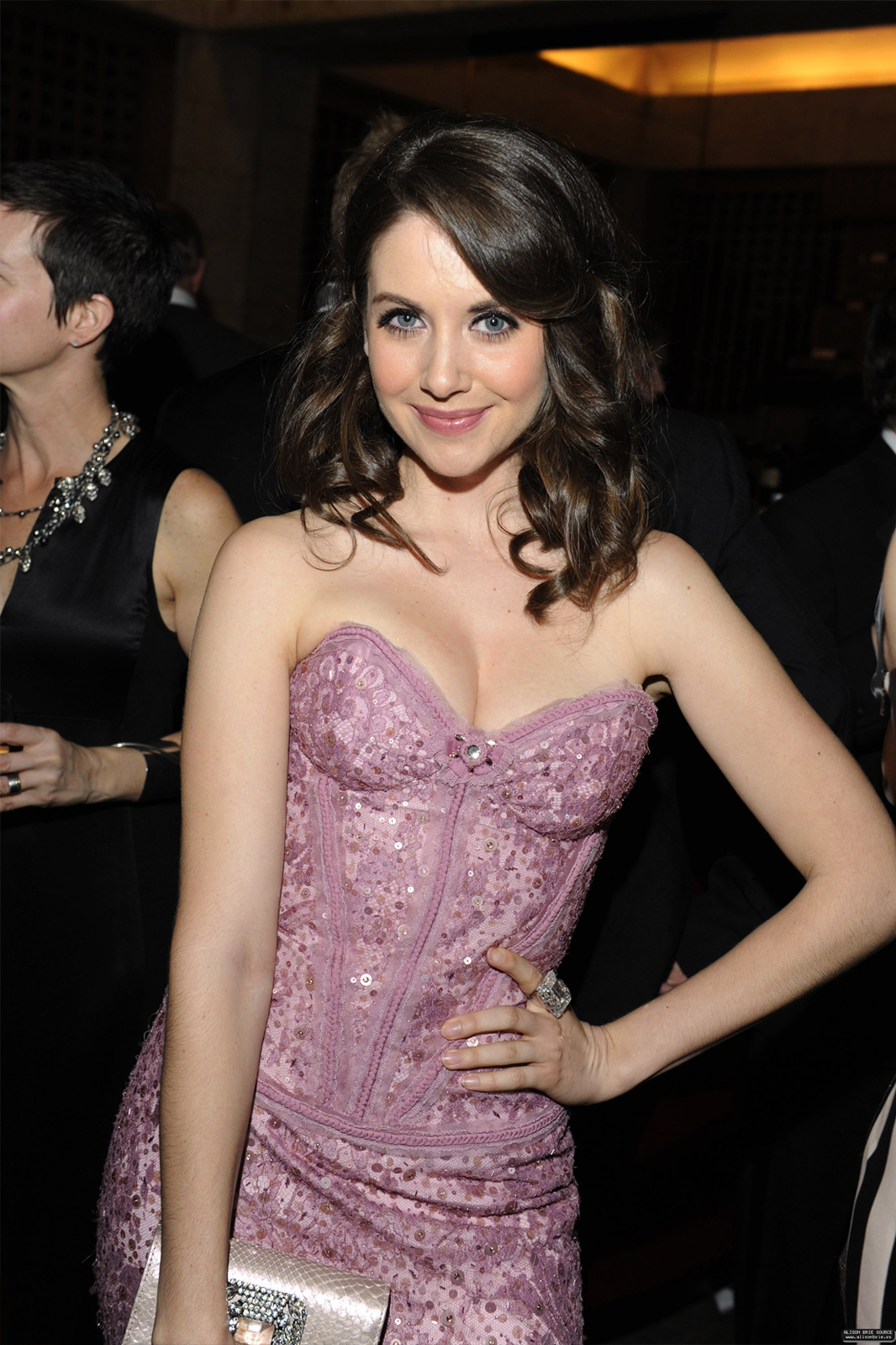 39 Hot Pictures Of Alison Brie - The Glow Tv Series Actress-7649