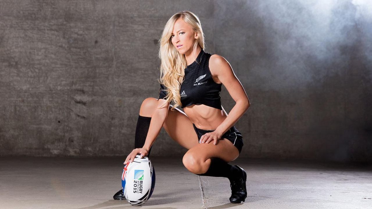 Summer Rae Rugby