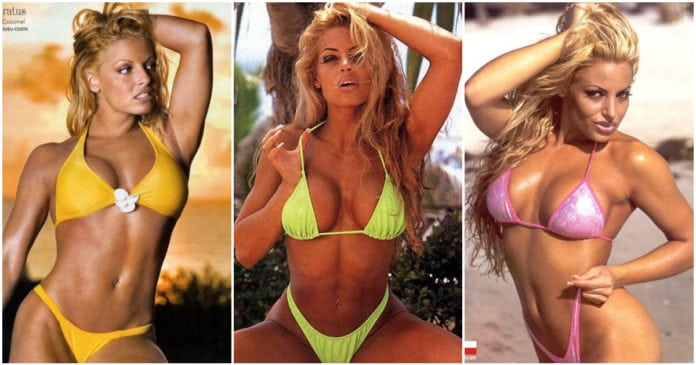 38 Hottest Trish Stratus Bikini Pictures Will Drive You Madly In Love With This WWE DIVA