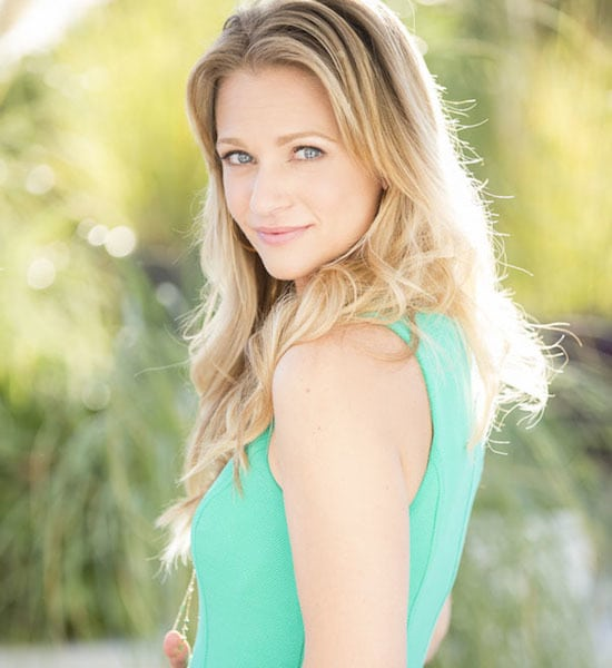 a.j. cook beautiful look