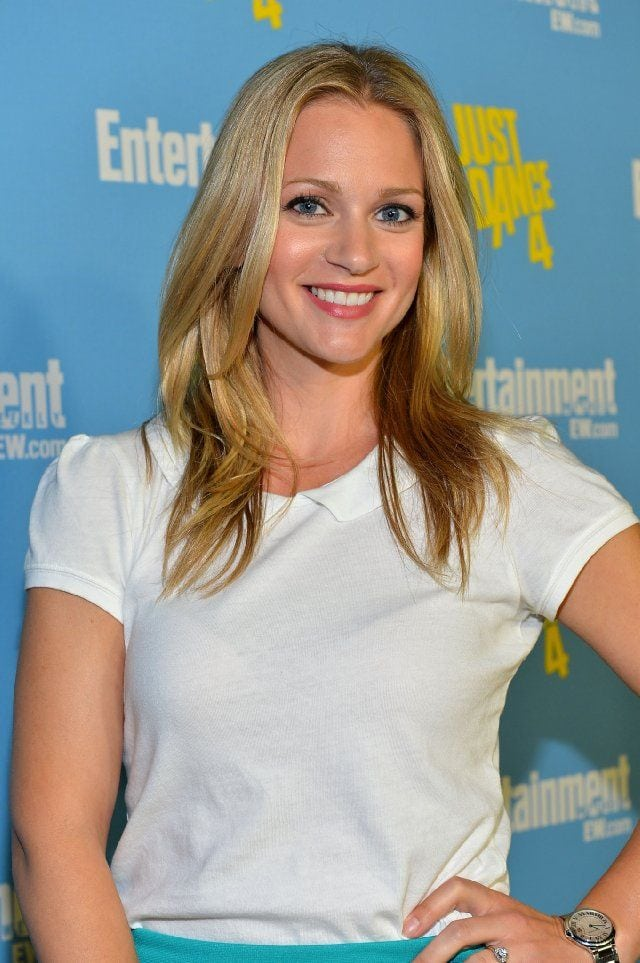 a.j. cook hot smile
