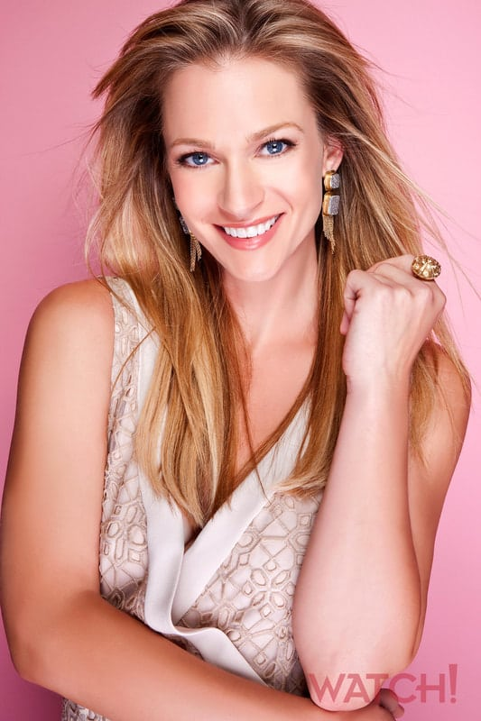 a.j. cook smile
