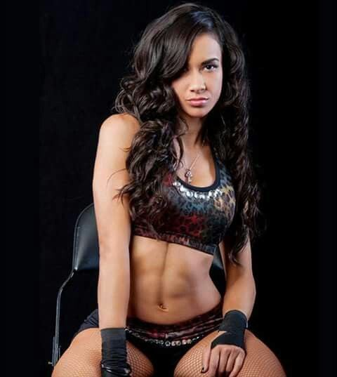 31 Hottest Aj Lee Bikini Pictures Will Make You Melt Like -5835