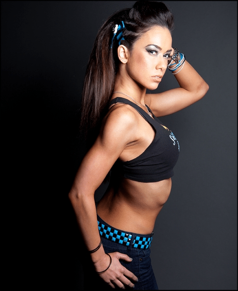 Aj Lee Hot Skin