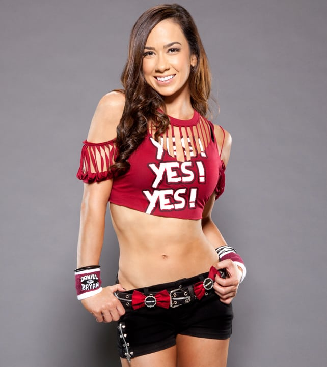 The aj lee hot naked body all not
