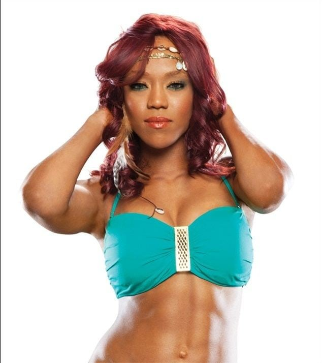 alicia fox hot lingerie