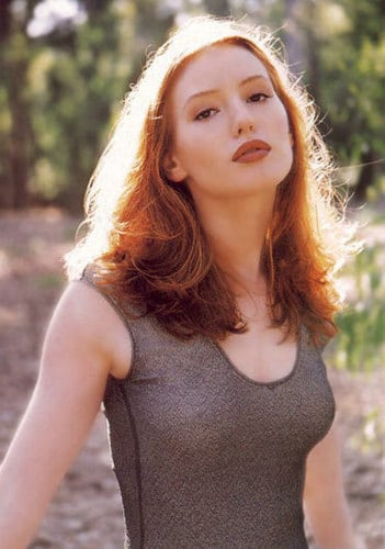 alicia witt gorgeous