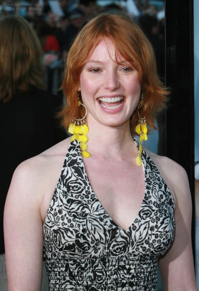 alicia witt laugh
