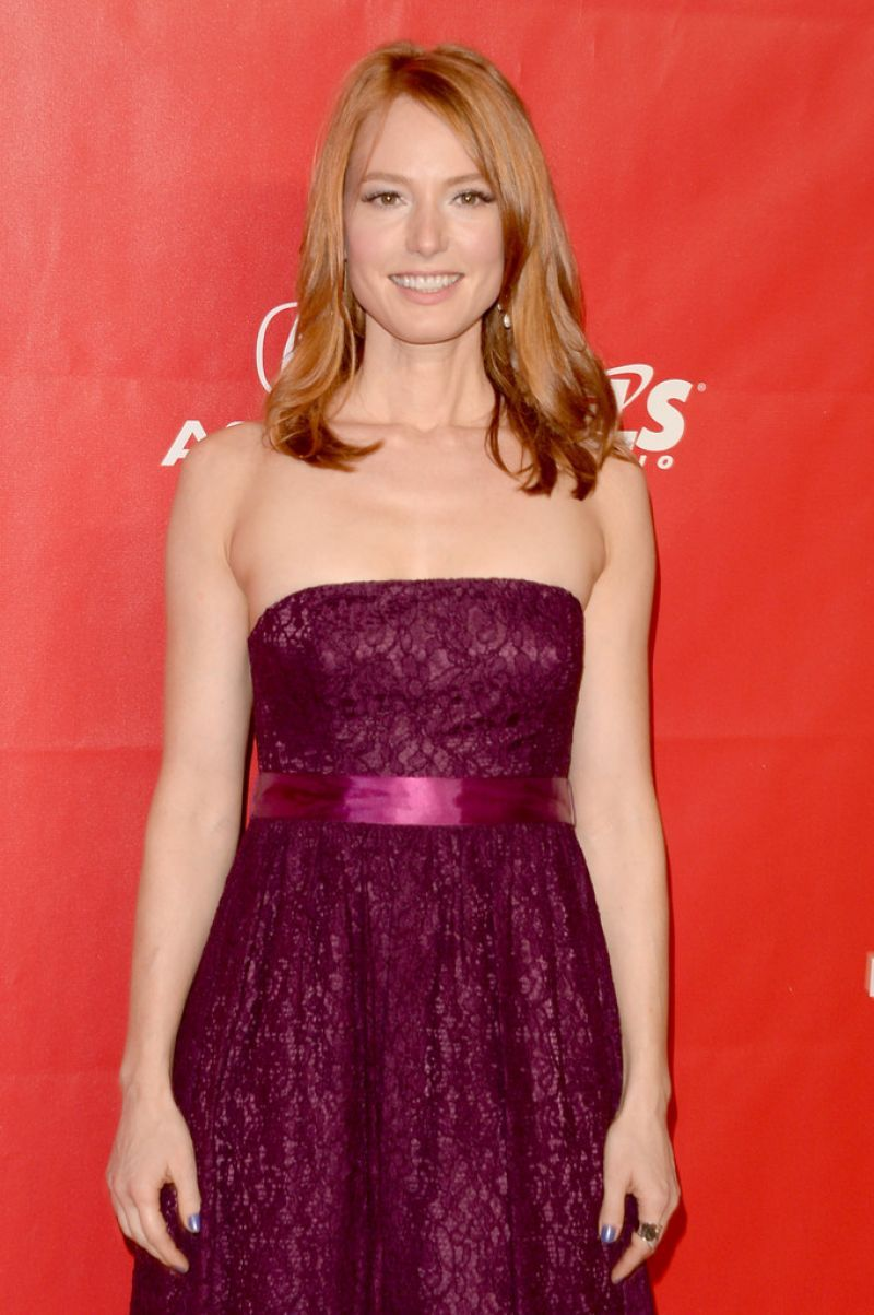 alicia witt mind-blowing
