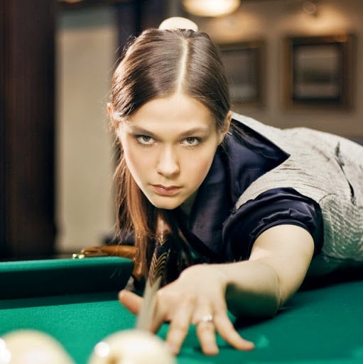 anastasia luppova play pool