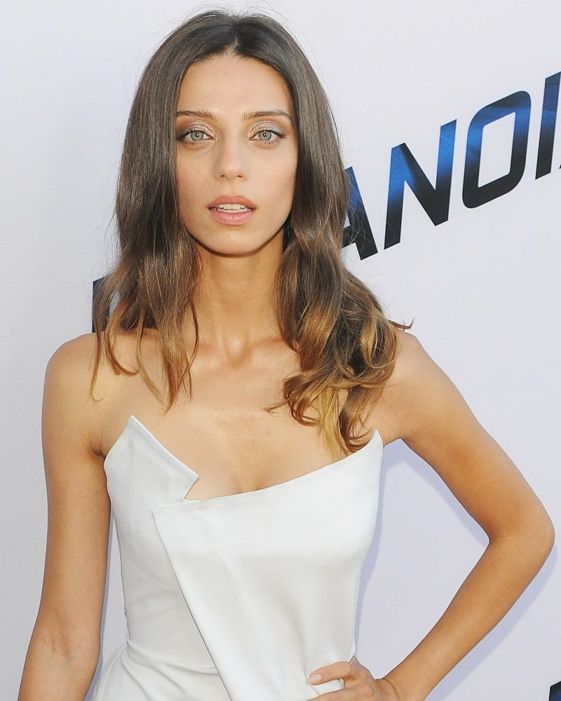 angela sarafyan awesome