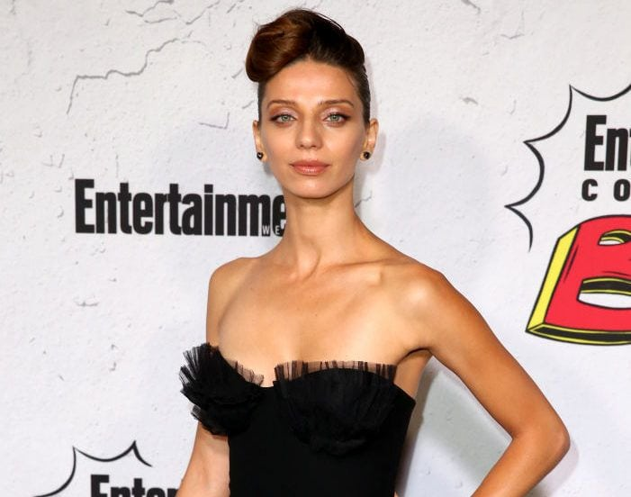 angela sarafyan hot photoshoot