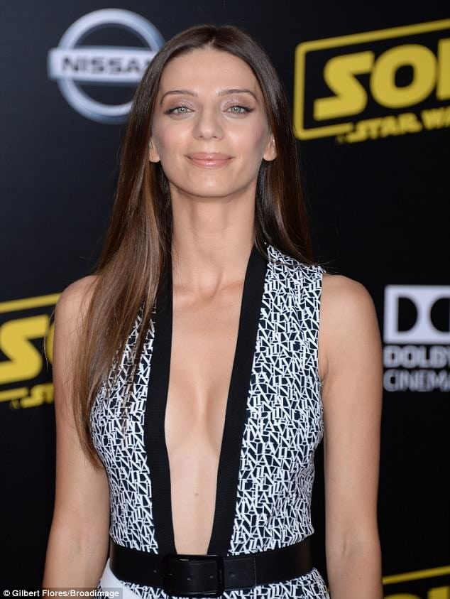 angela sarafyan hot smile