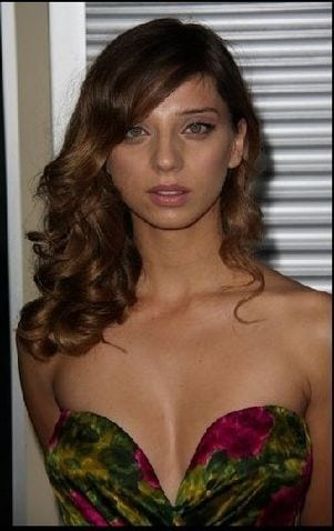 angela sarafyan hottie look
