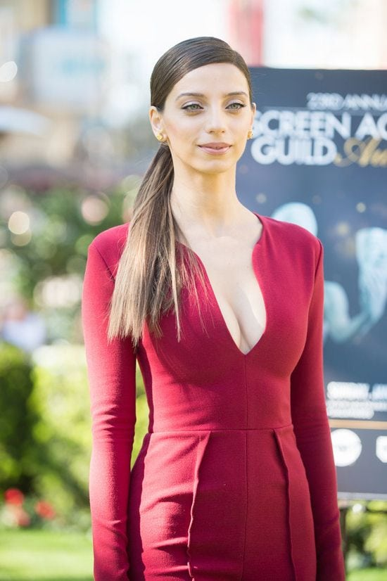 angela sarafyan outdoor