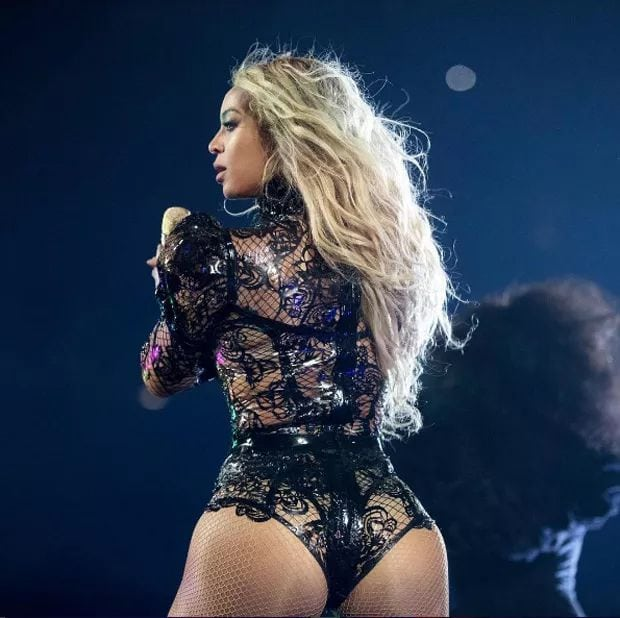 beyonce best booty