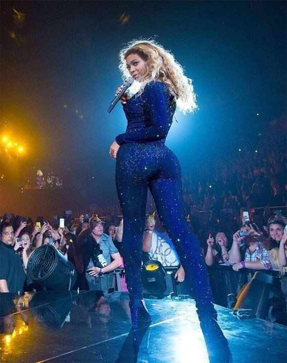 beyonce great ass