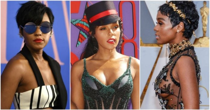 Heading 35 Hot Pictures Of Janelle Monae - Tessa Thompson's Sizzling Girlfriend