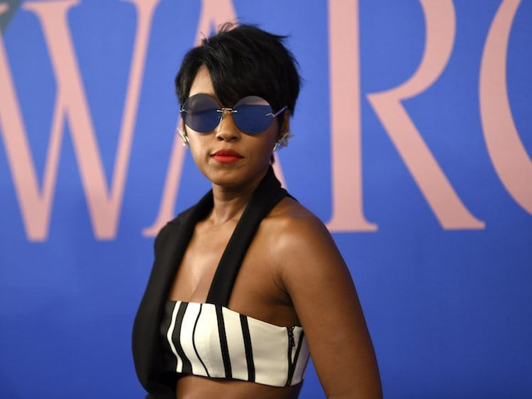 janelle monae hottie look