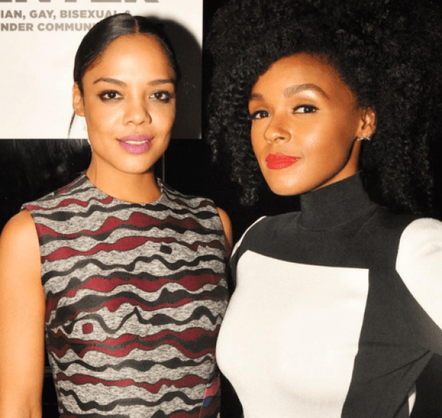 janelle monae tessa thompson gorgeous