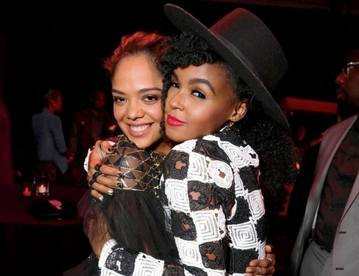janelle monae tessa thompson mind-blowing