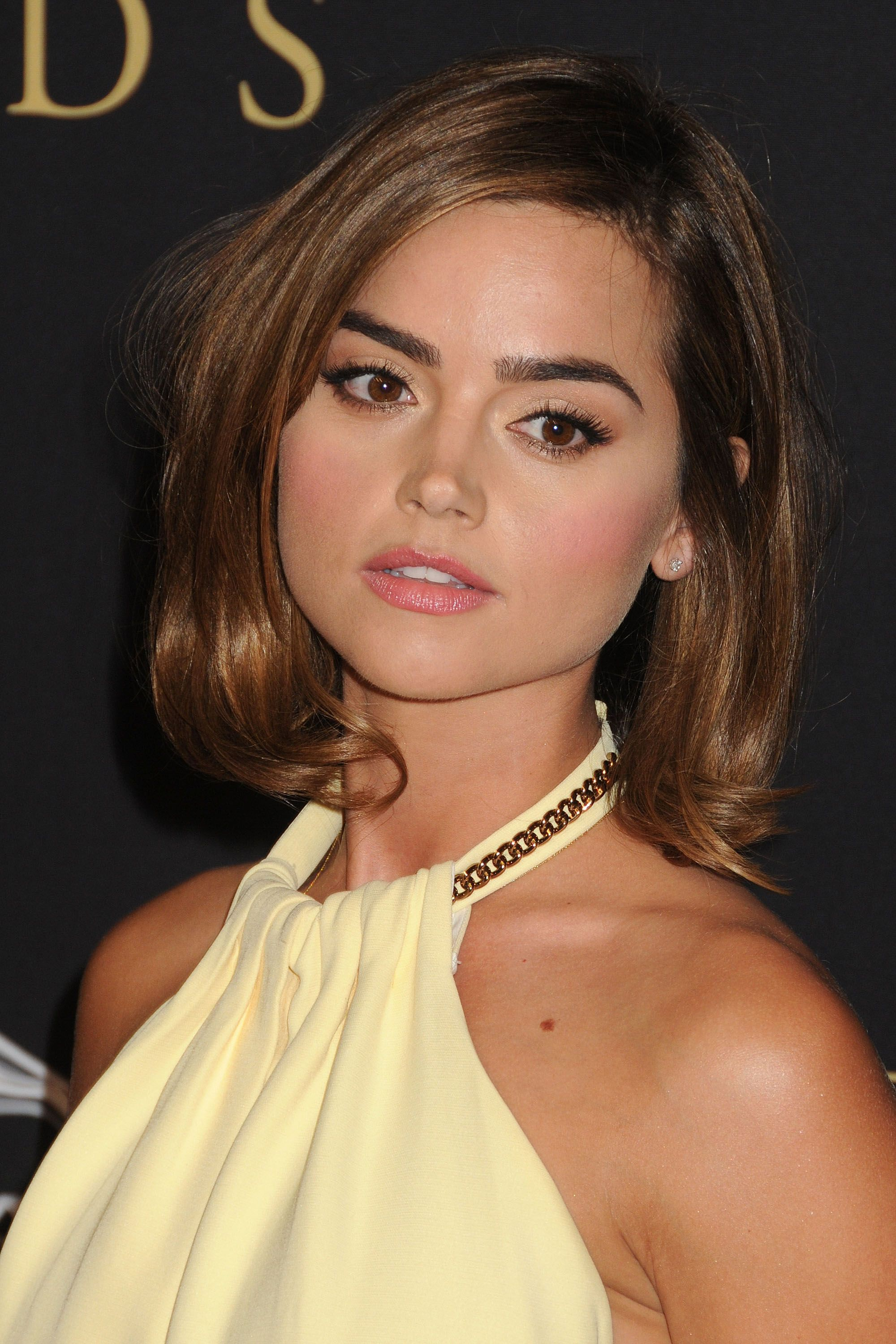 jenna coleman beautiful