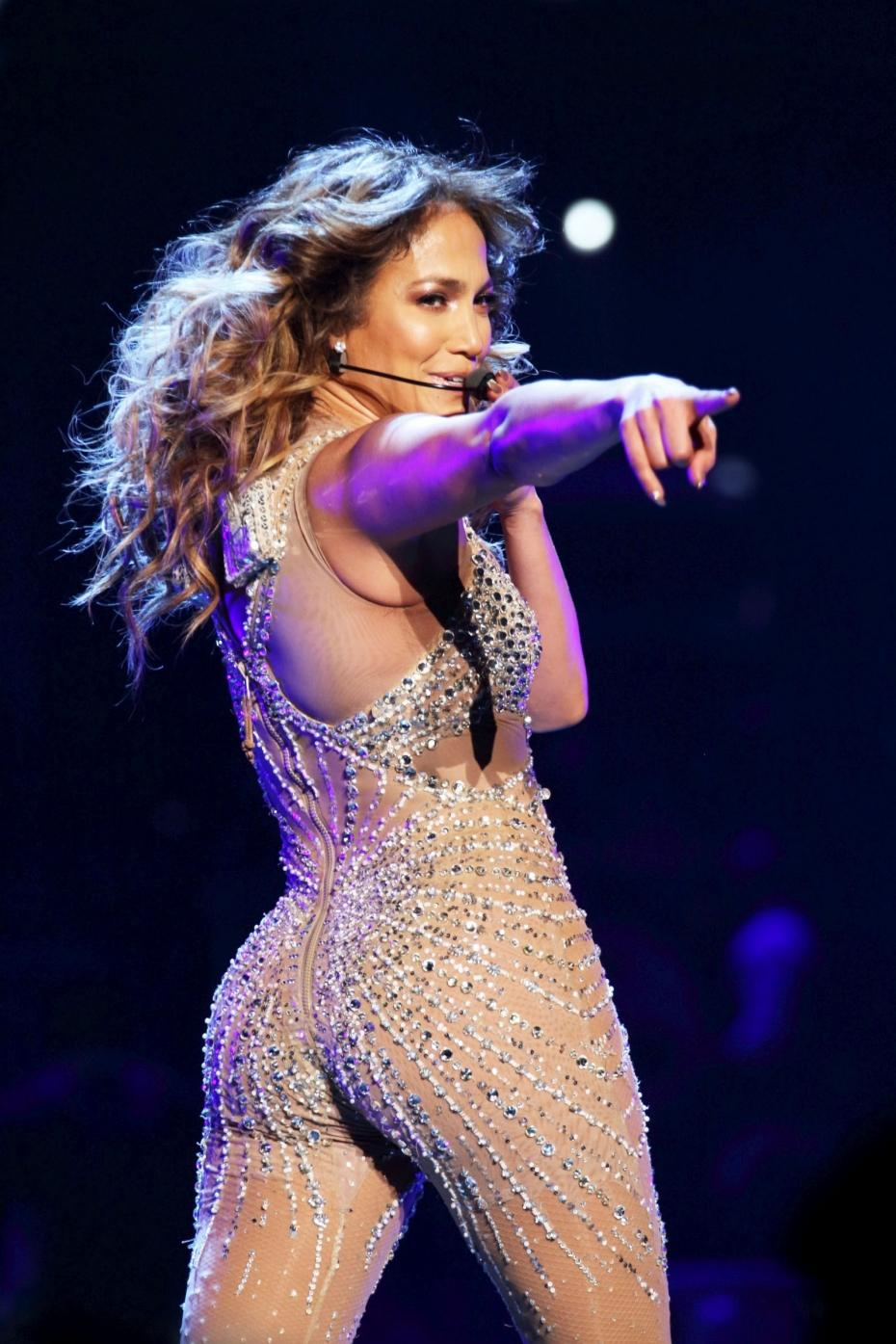 jennifer lopez wow