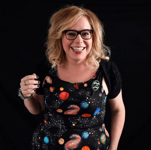 kirsten vangsness awesome