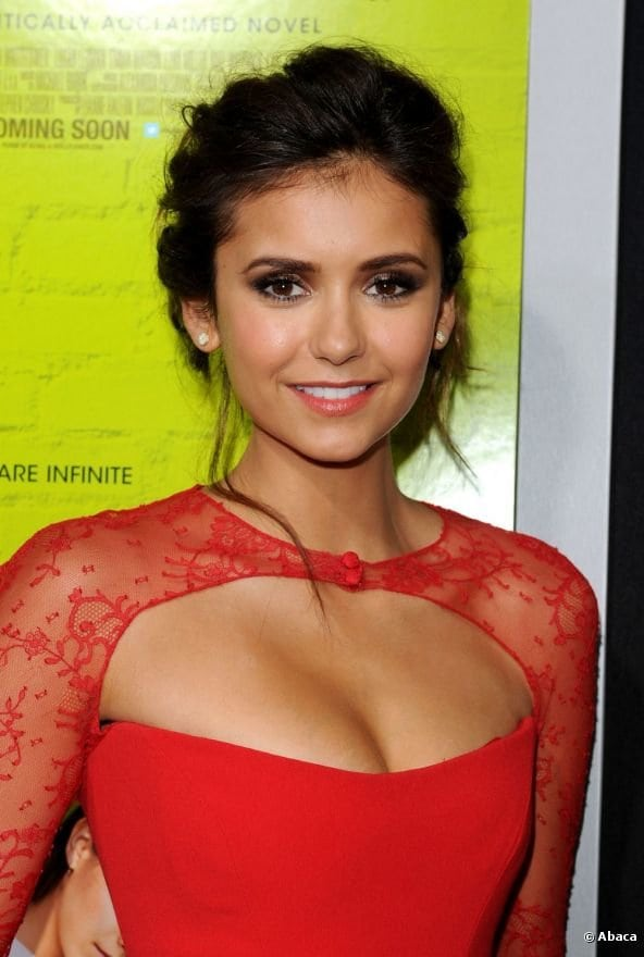 nina dobrev beautiful