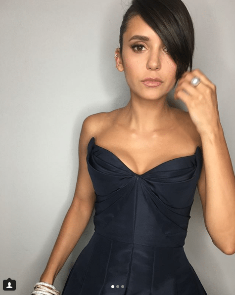 nina dobrev great
