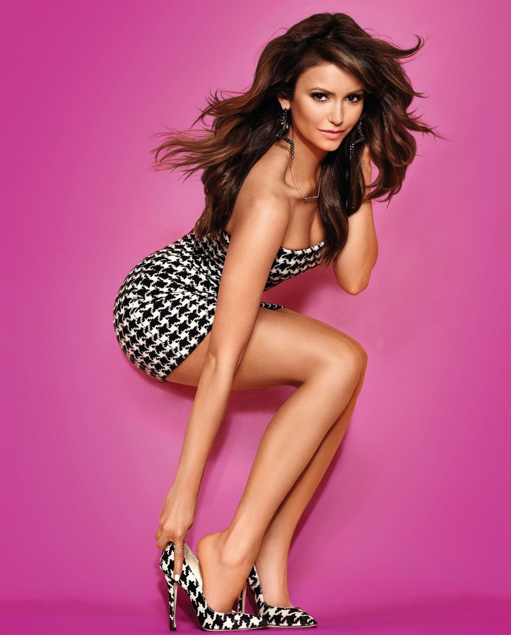 Nina Dobrev Wallpaper: 41 Hot Pictures Of Nina Dobrev