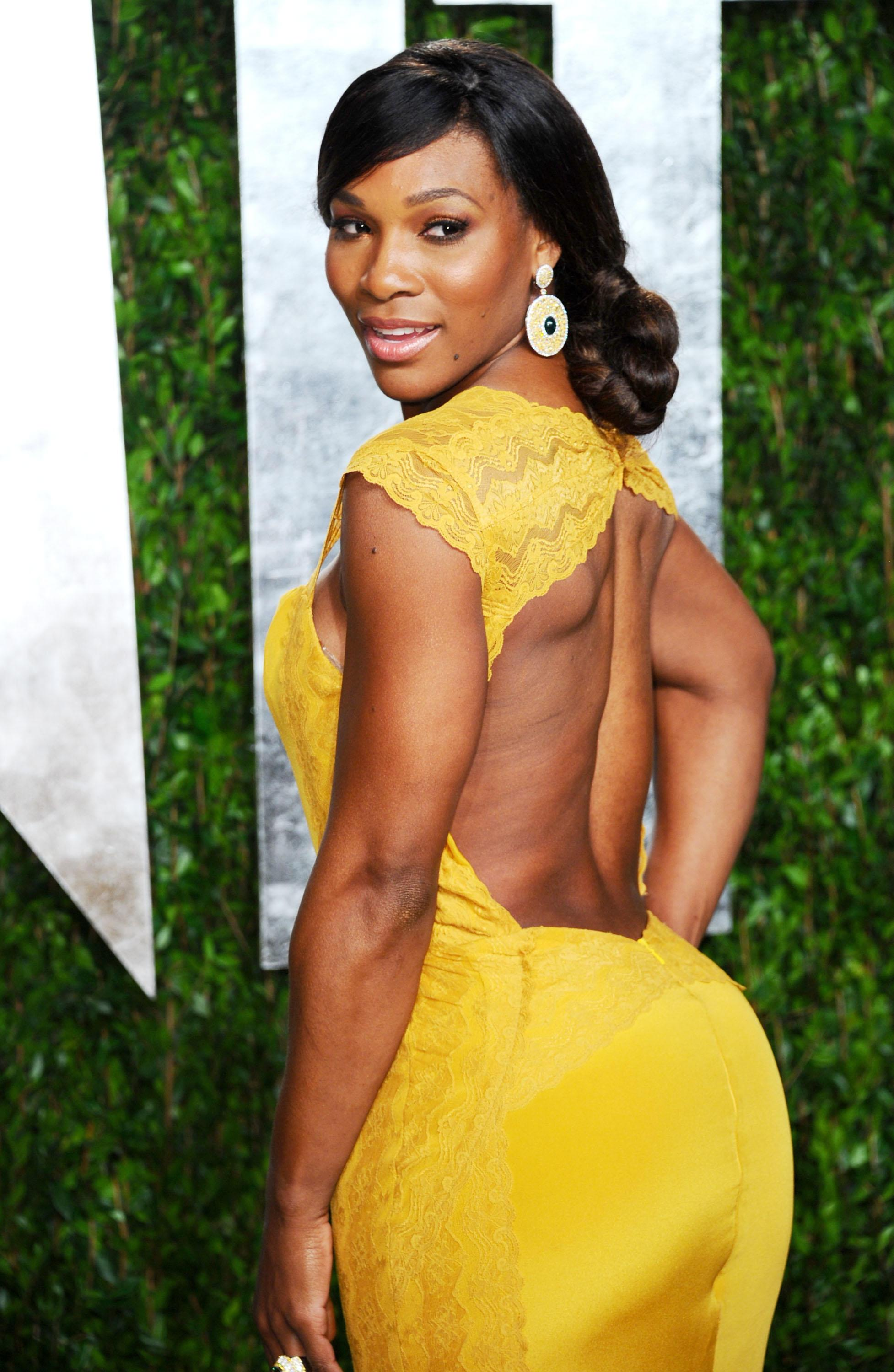 serena williams best back