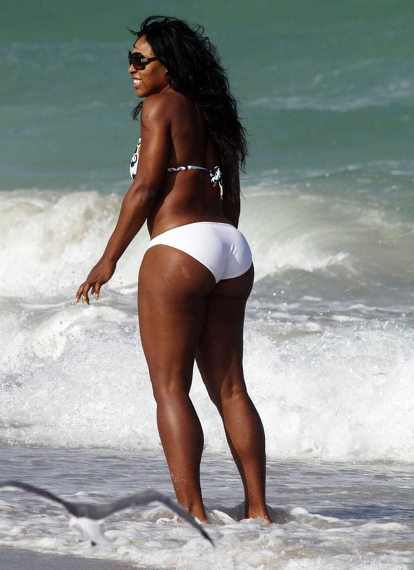 serena williams big booty