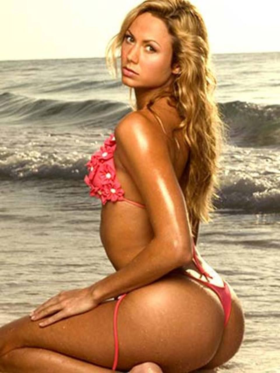 stacy keibler ass