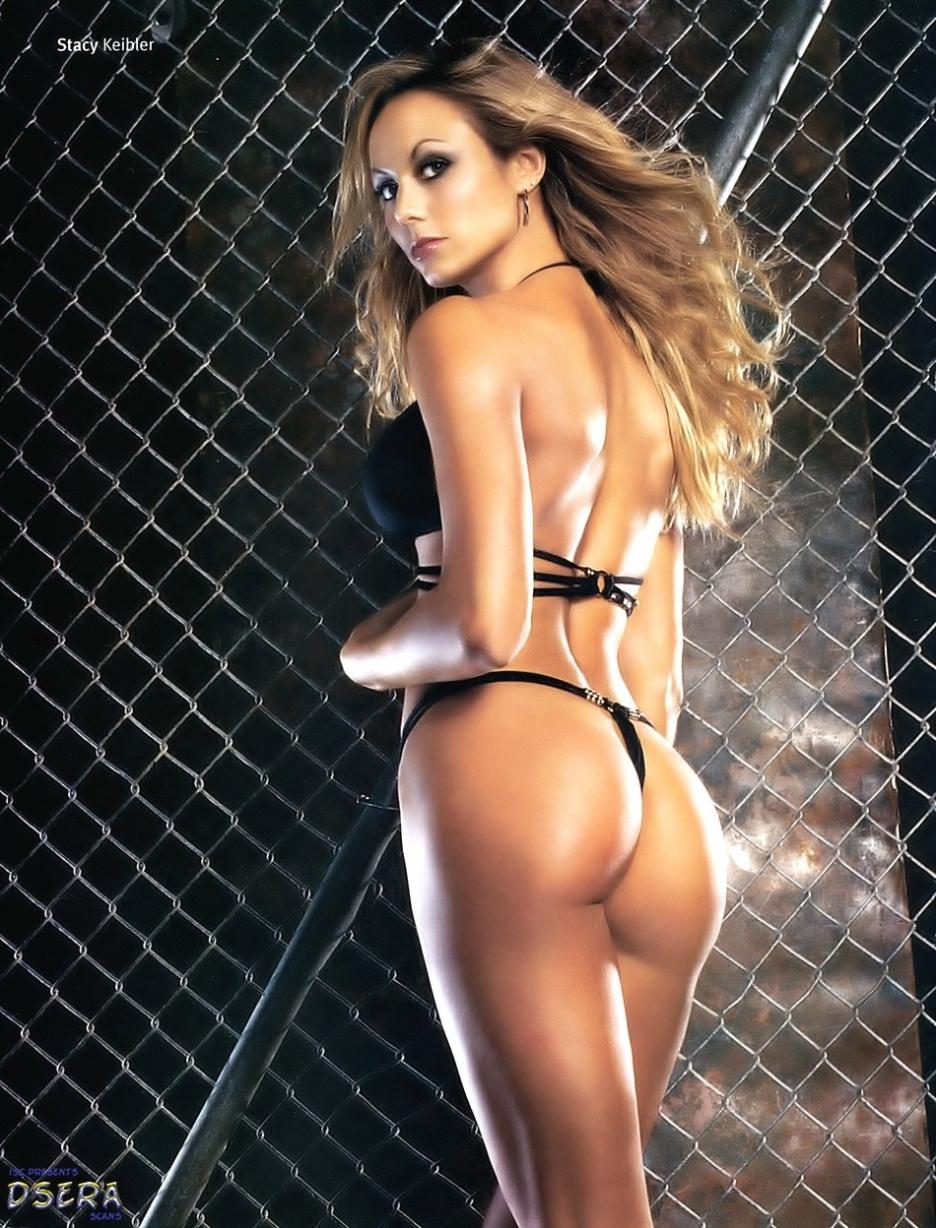 stacy keibler booty
