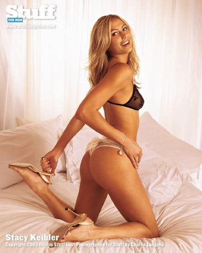 stacy keibler hot ass