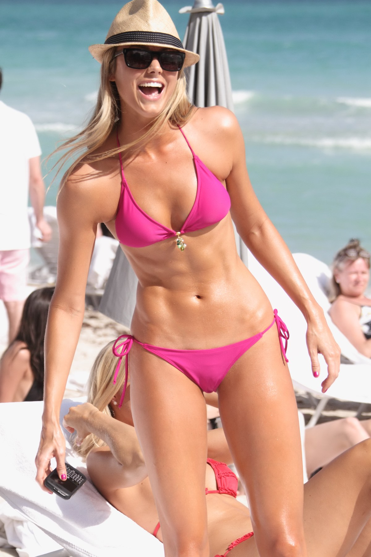 Any Stacy keibler beach nude consider, that