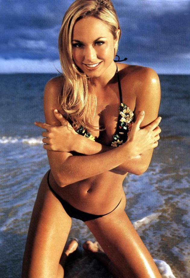 stacy keibler sexy look