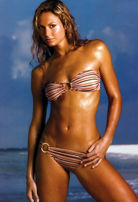 stacy keibler swimsuit