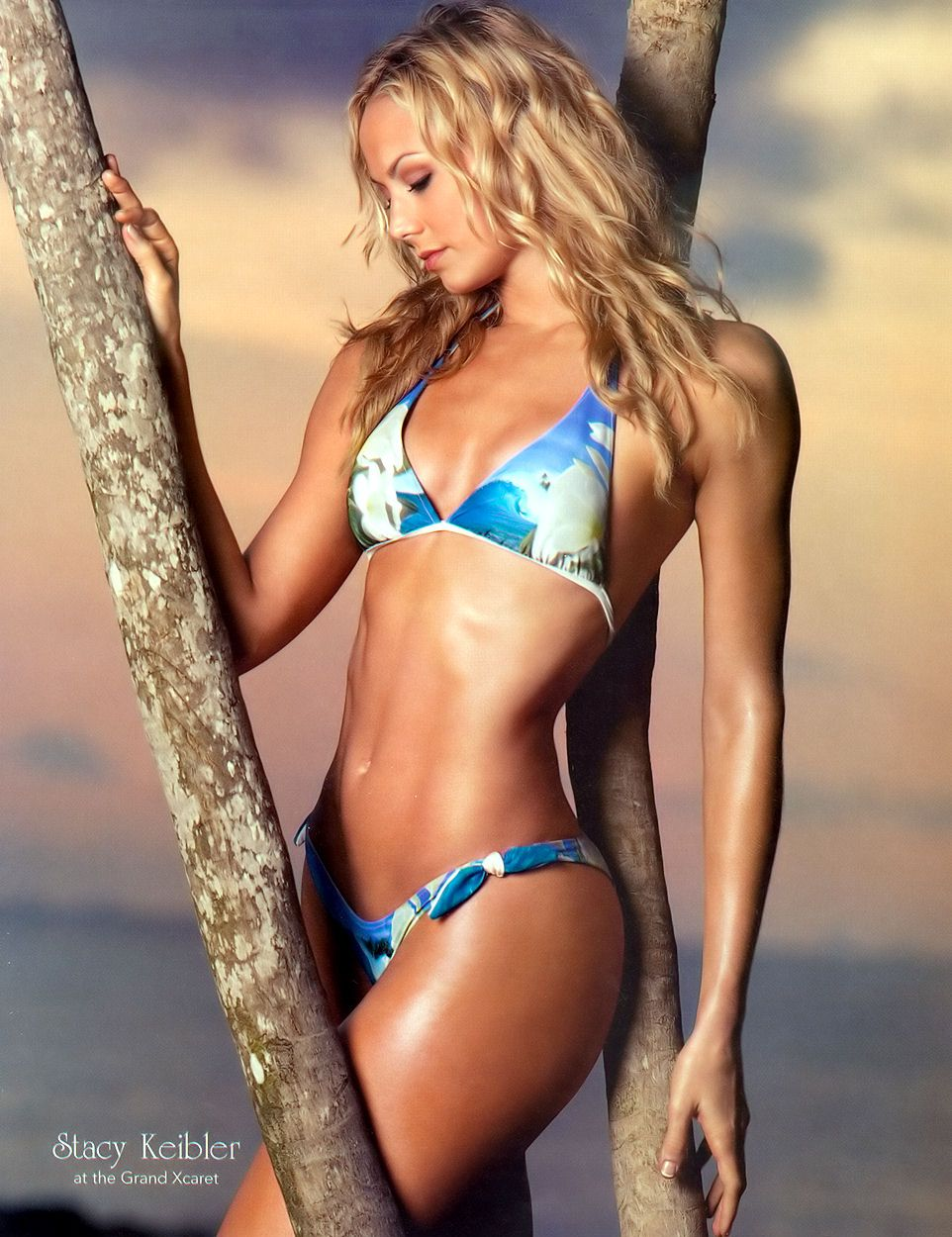 stacy keibler too hot