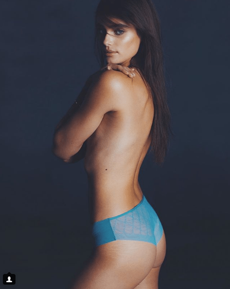 taylor hill booty