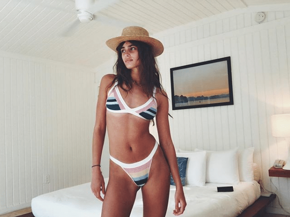 taylor hill sexy look