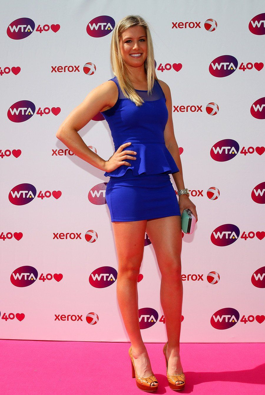 Eugenie Bouchard on Awards