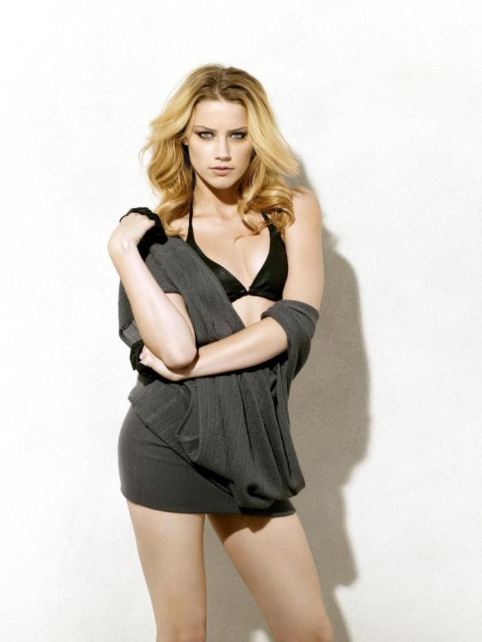 Amber Heard Hot Photoshoot