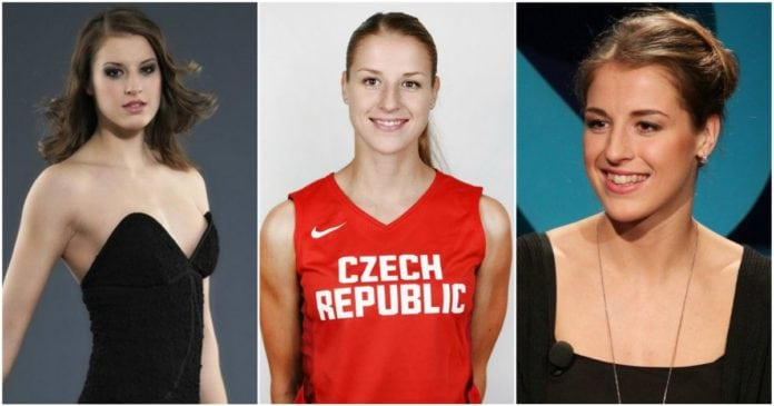 27 Hottest Kateřina Elhotová Pictures Will Make You Love Basketball