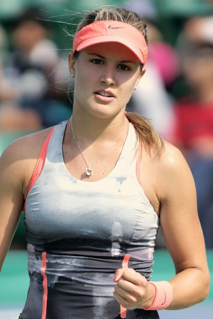 Eugenie Bouchard Sports Dress