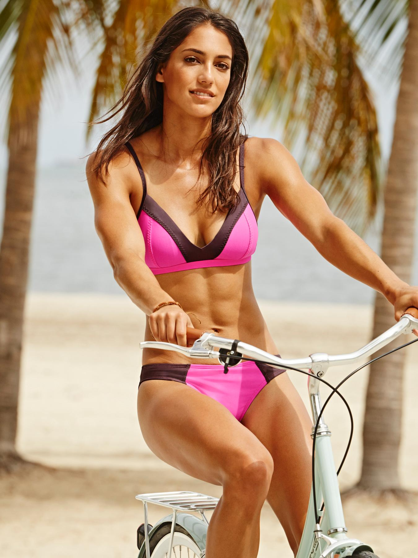 Allison Stokke on Cycling