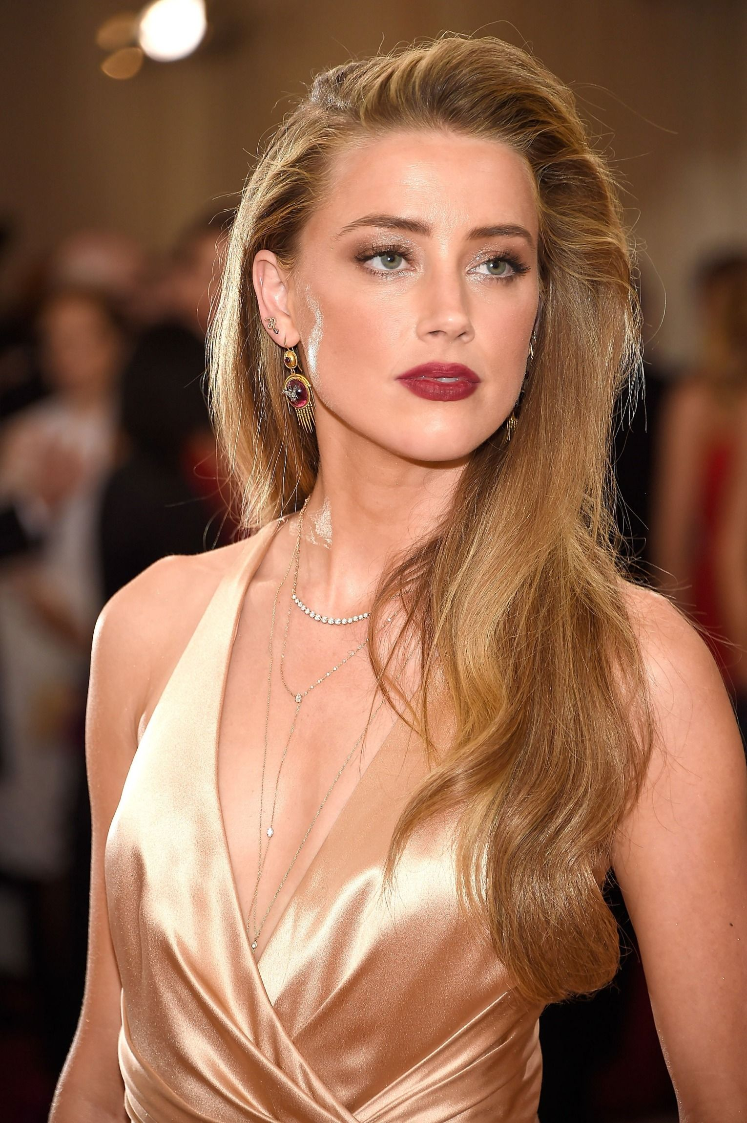 Amber Heard on Party